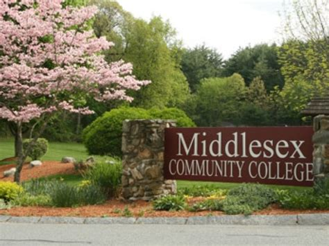 middlesex community college reaccredited  neasc patch