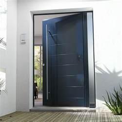 porte d entr 233 e aluminium bel m pose concept