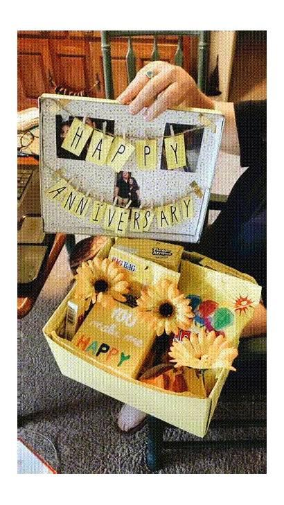 Box Sunshine Vsco Birthday Gifts Anniversary Homemade
