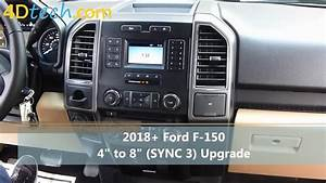 Ford Sync 3 : 4 to 8 upgrade w sync 3 2018 ford f 150 youtube ~ Medecine-chirurgie-esthetiques.com Avis de Voitures