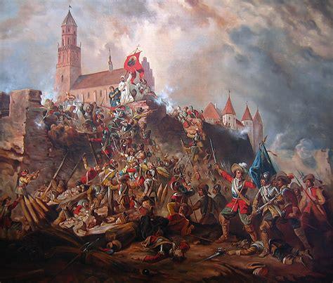 siege baroque file siege of clari montis jasna góra in 1655 png
