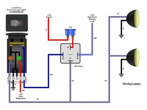 driving light wiring diagram toyota tciaffairs