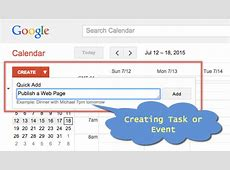 How to Add Google Calendar in Weebly Site? » WebNots