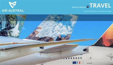 air austral reservation siege air austral travel medialight esn ile de la réunion