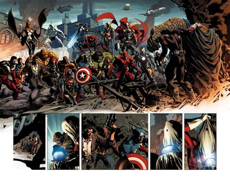Janin Wiki Does Mike Deodato Jr Have A Flaw On His Art Marvel