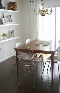Chaises Originales Salle A Manger : chaise kartell et lampe kartell pour une d co moderne ~ Teatrodelosmanantiales.com Idées de Décoration