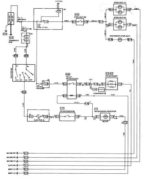 Acura Legend Wiring Diagram Photosmart Printer