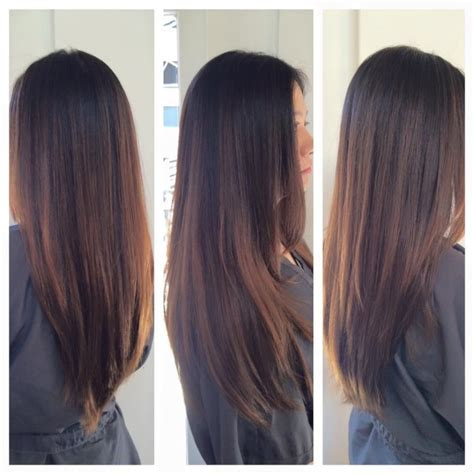 Highlight Style In Straight Hair 1000  Images About Hair