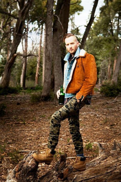 Amazing Rugged Men Fashion Ideas