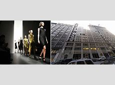 Calvin Klein NYC Headquarters 205 West 39th Street