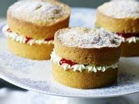 Pop the sponges in the oven for around 25 minutes (or until done) and watch the magic happen! 63 Best High tea recipes images in 2019 | Pastries recipes, Desert recipes, Dessert recipes