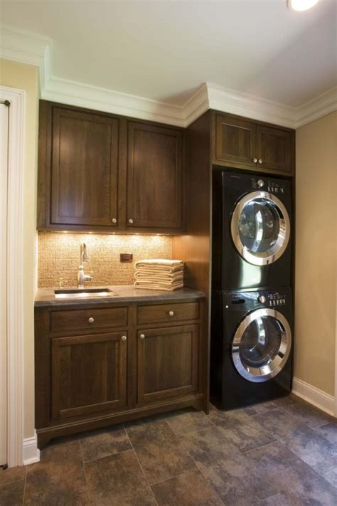 washer and dryer cabinet ideas 15 laundry room designs to get ideas from