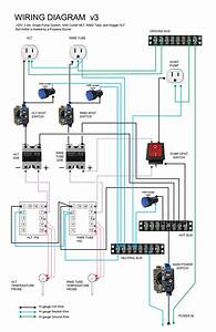 Electrical Wiring Diagrams For Air Conditioning Systems Part Within Chiller Control Diagram