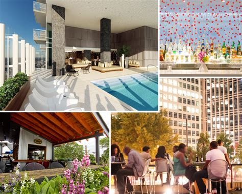 W Hotel Atlanta Rooftop Bar by Six Rooftop Bars To Visit In Atlanta Forbes Travel Guide