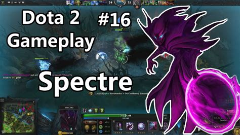 dota  gameplay  spectre german lets play youtube