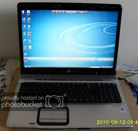 HP DV9500 DV9000 DV9700 LAPTOP 2.0GHZ 2GB 250GB 17 WIFI   eBay