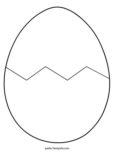Egg Template Egg Pattern P 225 Scoa Pattern Coloring Pages
