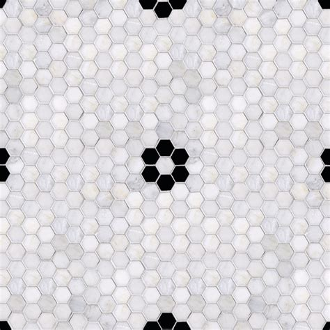 black and white hex tile black and white hex tile patterns 100 black hexagon tile somertile 8 625x9 875 inch textilis