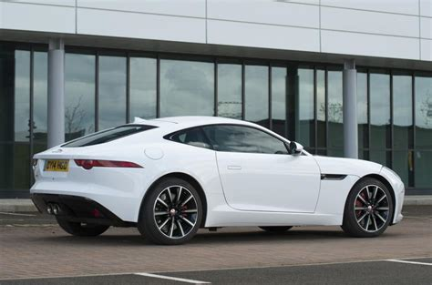 Jaguar F-type Coupe V6 Uk First Drive