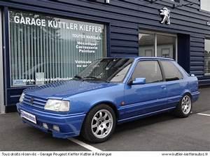 309 Gti 16s : peugeot 309 gti16 1992 occasion auto peugeot 309 ~ Gottalentnigeria.com Avis de Voitures