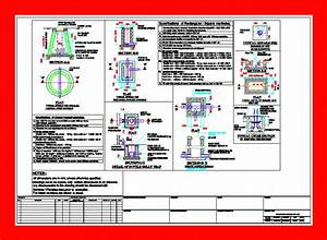 Drainage Piping DWG Section for AutoCAD • DesignsCAD