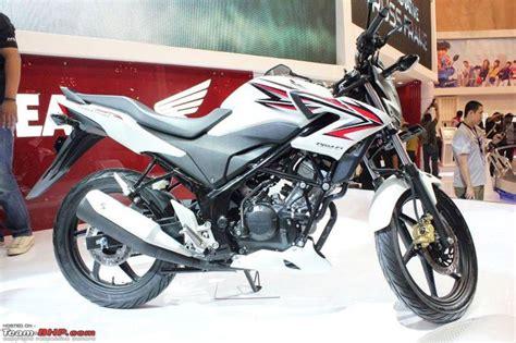 Cb150r Streetfire by Honda Cb150r Streetfire Unveiled In Indonesia Team Bhp