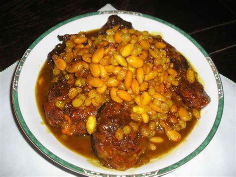 recette de cuisine tunisienne en arabe recette cuisine tunisienne recette mrouzia tunisien de la
