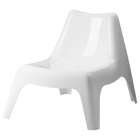 chaise exterieur ikea ikea ps vågö easy chair outdoor white ikea