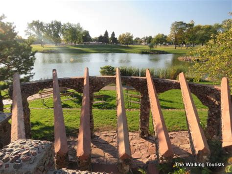 Japanese Gardens Add To The Beauty Of Sioux Falls The