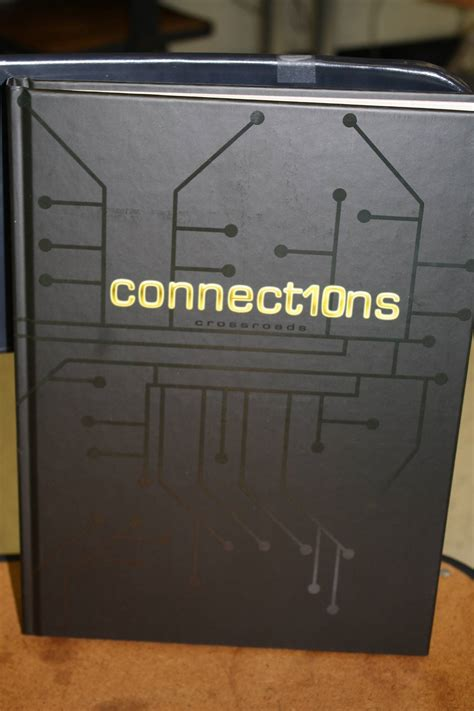 crossroads yearbook