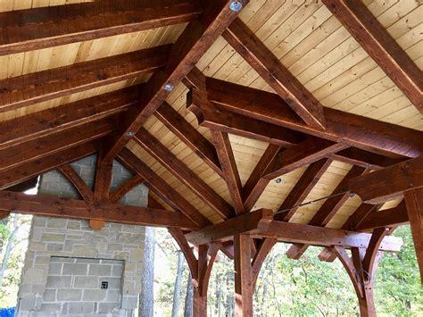 panther creek timber frames