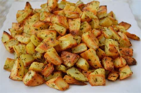 recette cuisine marocaine pomme de terre au four
