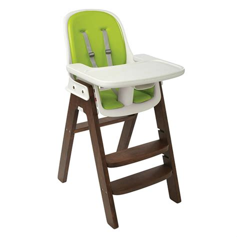 Oxo Tot Sprout Highchair Taupewalnut by Best High Chairs Parenting