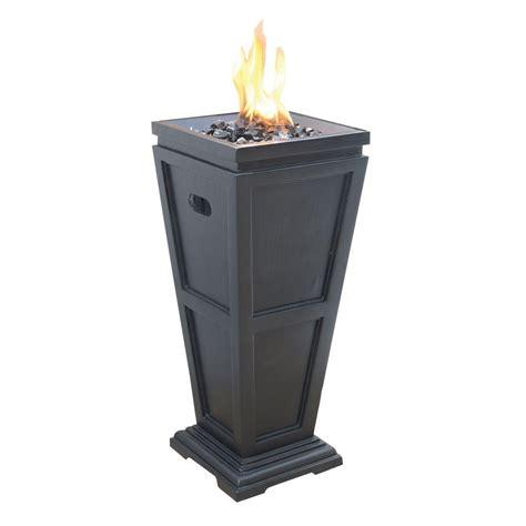 propane gas pit uniflame medium 11 25 in x 11 25 in propane gas pit