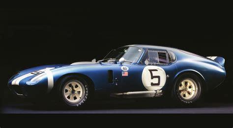 LE MANS-WINNING 1964 SHELBY COBRA DAYTONA COUPE TO ...