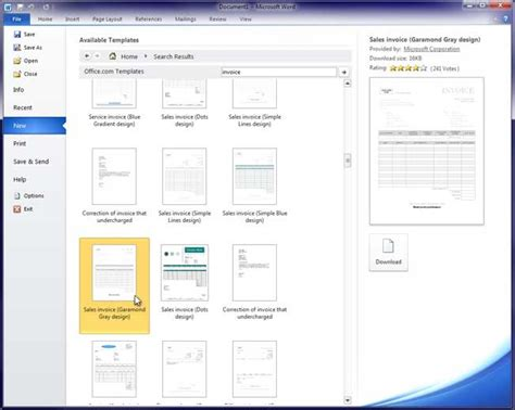 How To Create A Template In Word by How To Make A Template In Word Madinbelgrade