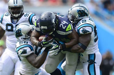 seahawks  panthers  week  gameday  blog