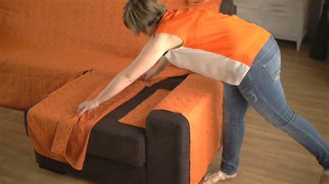 comment refaire un canap en cuir housse pour canapé d 39 angle accoudoirs indépendants