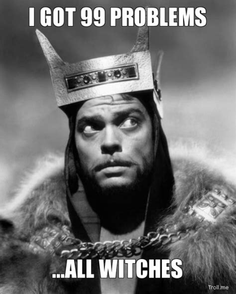 Macbeth Memes - shakespeare memes