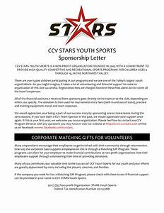 Best photos of youth sports donation request letter for Sponsorship letter template for sports team