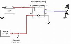 fog light wiring question f150online forums With wiring diagram for driving lights driving light relay wiring diagram
