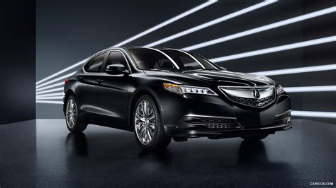 acura tlx front hd wallpaper