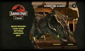 Jurassic Park Dinosaur Games