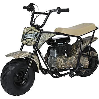Amazon.com: Monster Moto MM-B80 Youth Mini Bike - Real