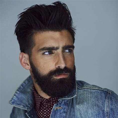 Modele Barbe Homme Homme Barbe 27 Coiffure Hommes Barbe Homme Barbe Et Barbes