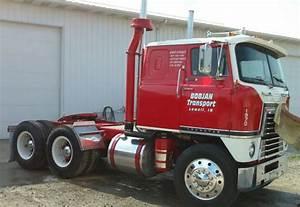 1970 Ih International Harvester Transtar 4070a Cabover No Reserve