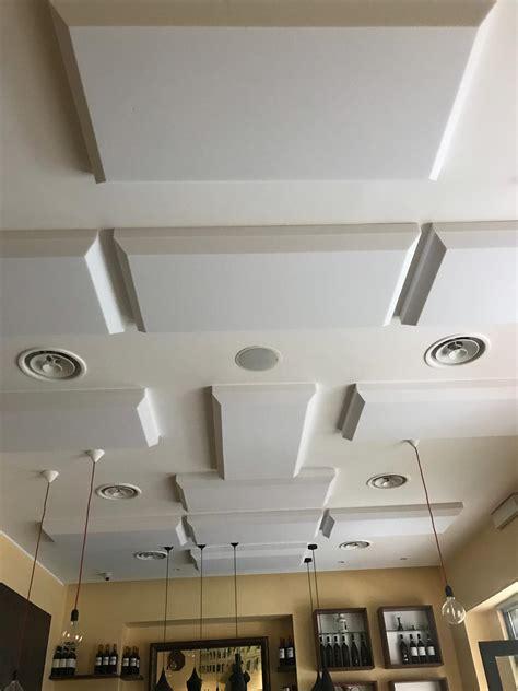 pannelli per soffitto pannello fonoassorbente soffitto idee per la casa