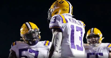 LSU drops pulsating Week 3 hype video ahead of relocated ...