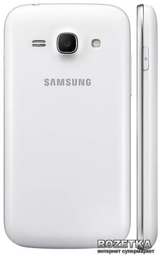 Harga Samsung Galaxy Ace 3 White rozetka samsung galaxy ace 3 duos s7272 white цена