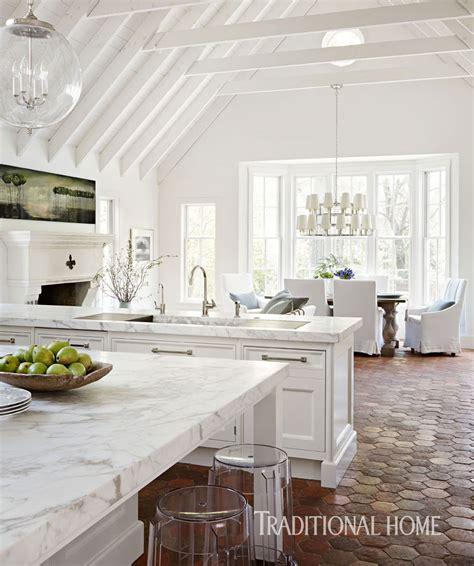 Inspired Design  White Kitchen Trends  Loretta J Willis